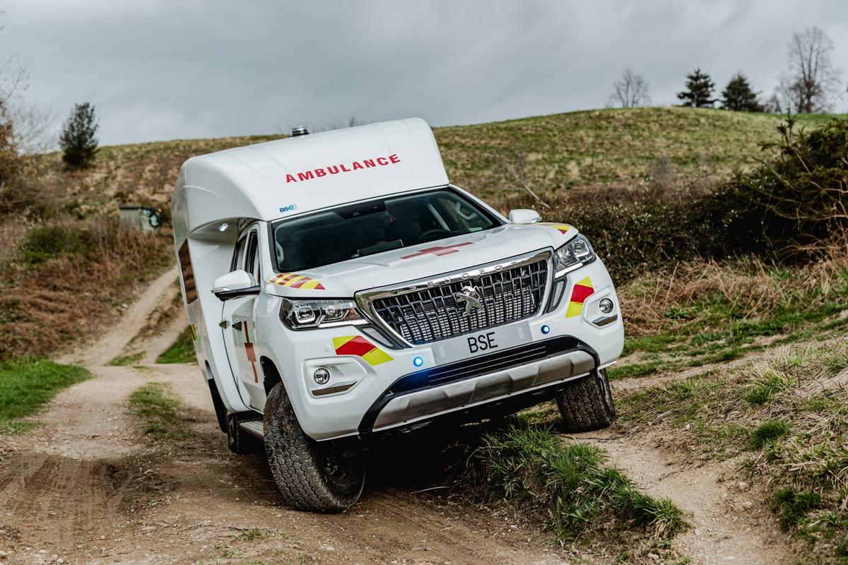 Peugeot land Trek (KP1)