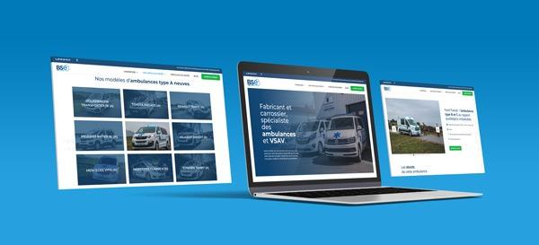 site web ambulance